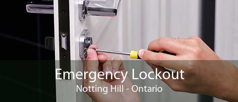 Emergency Lockout Notting Hill - Ontario