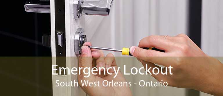Emergency Lockout South West Orleans - Ontario
