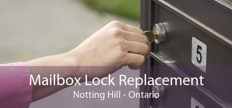 Mailbox Lock Replacement Notting Hill - Ontario