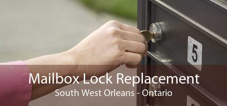 Mailbox Lock Replacement South West Orleans - Ontario