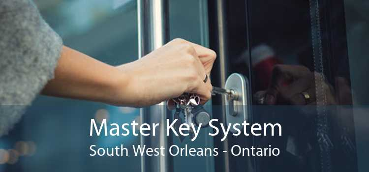 Master Key System South West Orleans - Ontario