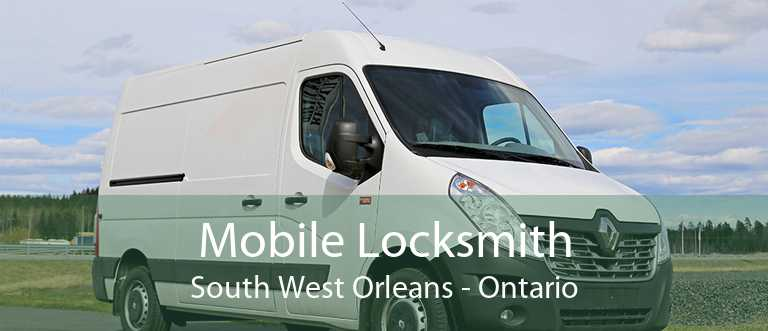 Mobile Locksmith South West Orleans - Ontario