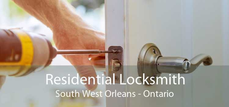 Residential Locksmith South West Orleans - Ontario